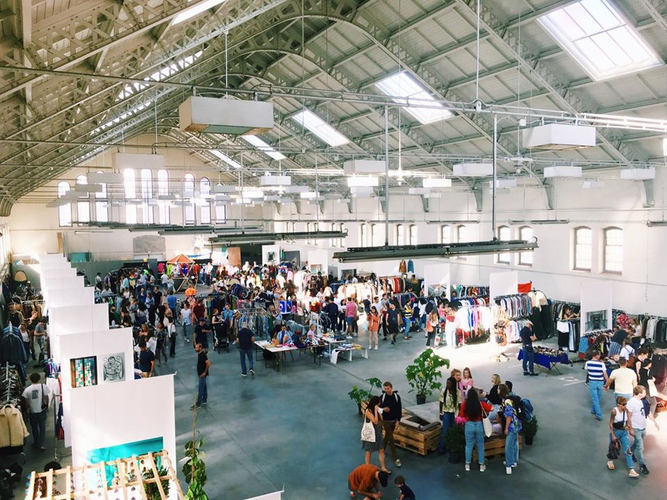 SeeU – intérieur vintage market