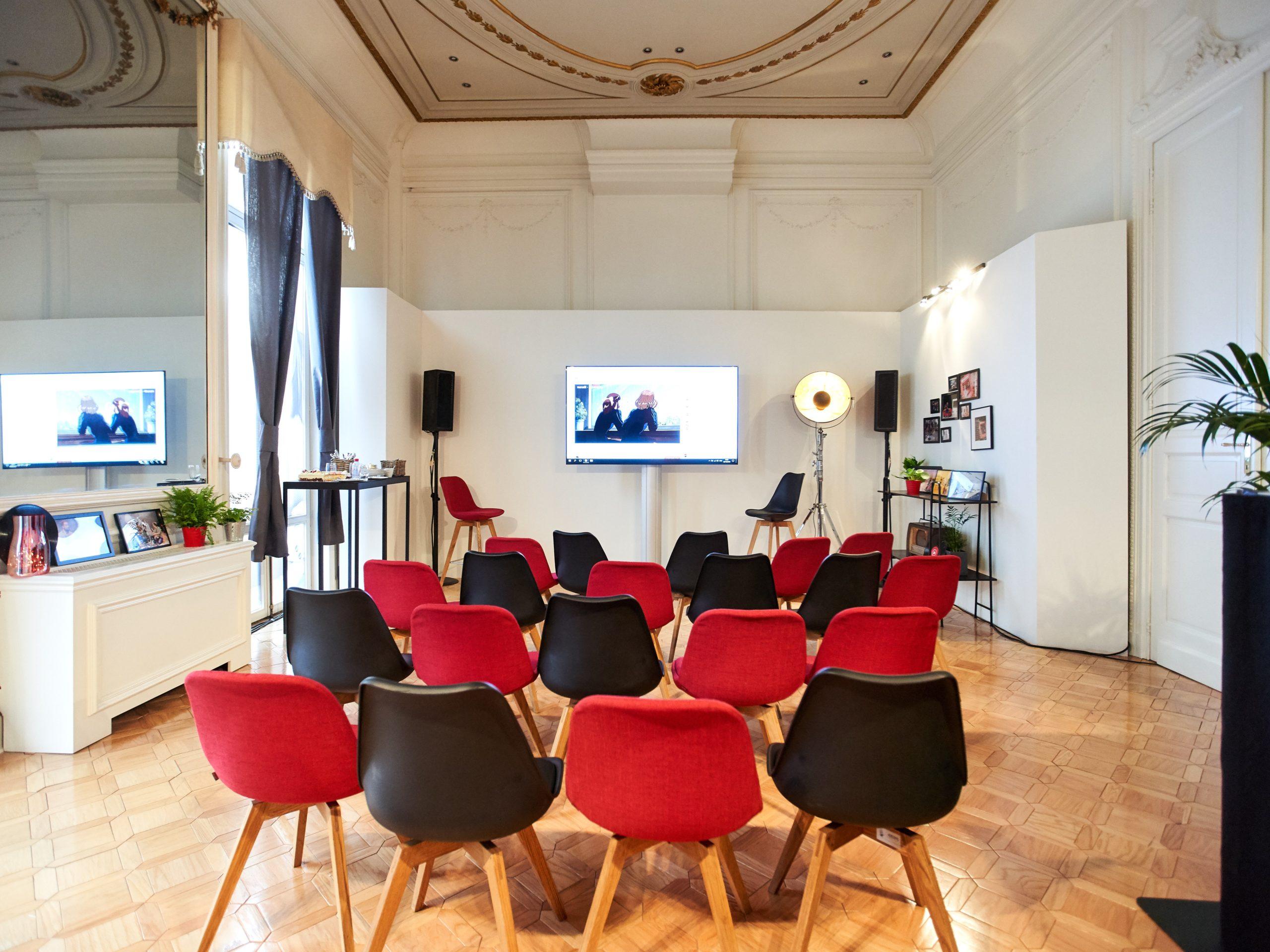 nine one petite salle workshop